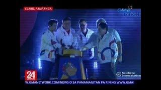 Countdown para sa SEA games na idaraos sa Pilipinas, nagsimula na