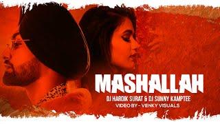 MASHALLAH REMIX | Ravneet Singh | DJ Hardik ( Surat ) & DJ Sunny Kamptee | Venky Visual | Tseries