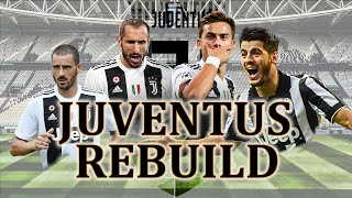 REBUILDING JUVENTUS FM21- THE OLD LADY - Football Manager 2021