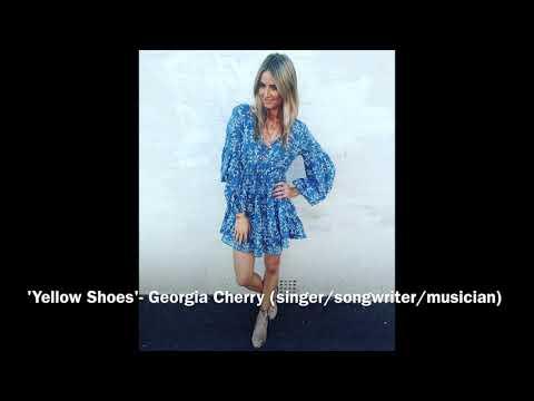 'Yellow Shoes'- Georgia Cherry