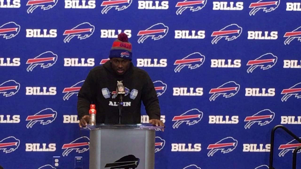 Buffalo Bills LeSean McCoy post Cleveland Browns win