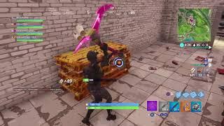 Fortnite win random squads