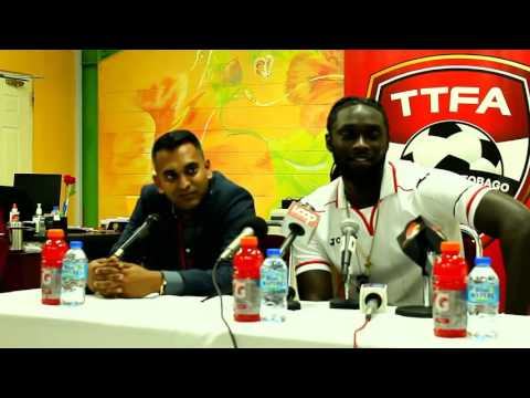 """Kenwyne's Post Match Reactions after T&T qualifies for the """"Hex"""""""