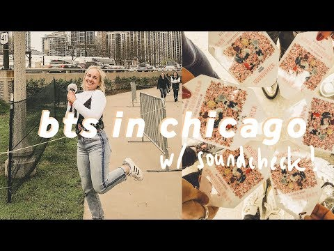 BTS Speak Yourself Soldier Field Soundcheck EXPERIENCE 💜 (buying Tickets, Soundcheck, Etc.)