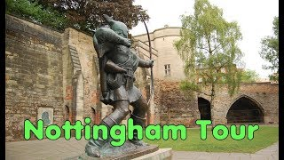 Aling Oday's Nottingham Tour