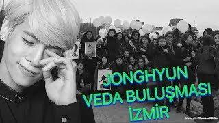 KPOP Jonghyunga Veda Buluşması - Bts Armys,EXOLs, Beliebers ve tüm hayranlarla