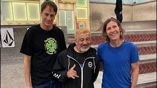 LEGENDS OF SKATEBOARDING 2020 | Tony Hawk, Rodney Mullen & Steve Caballero