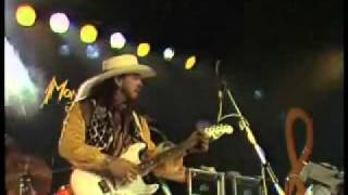 Stevie Ray Vaughan live at the Montreux 1985 Pride And Joy