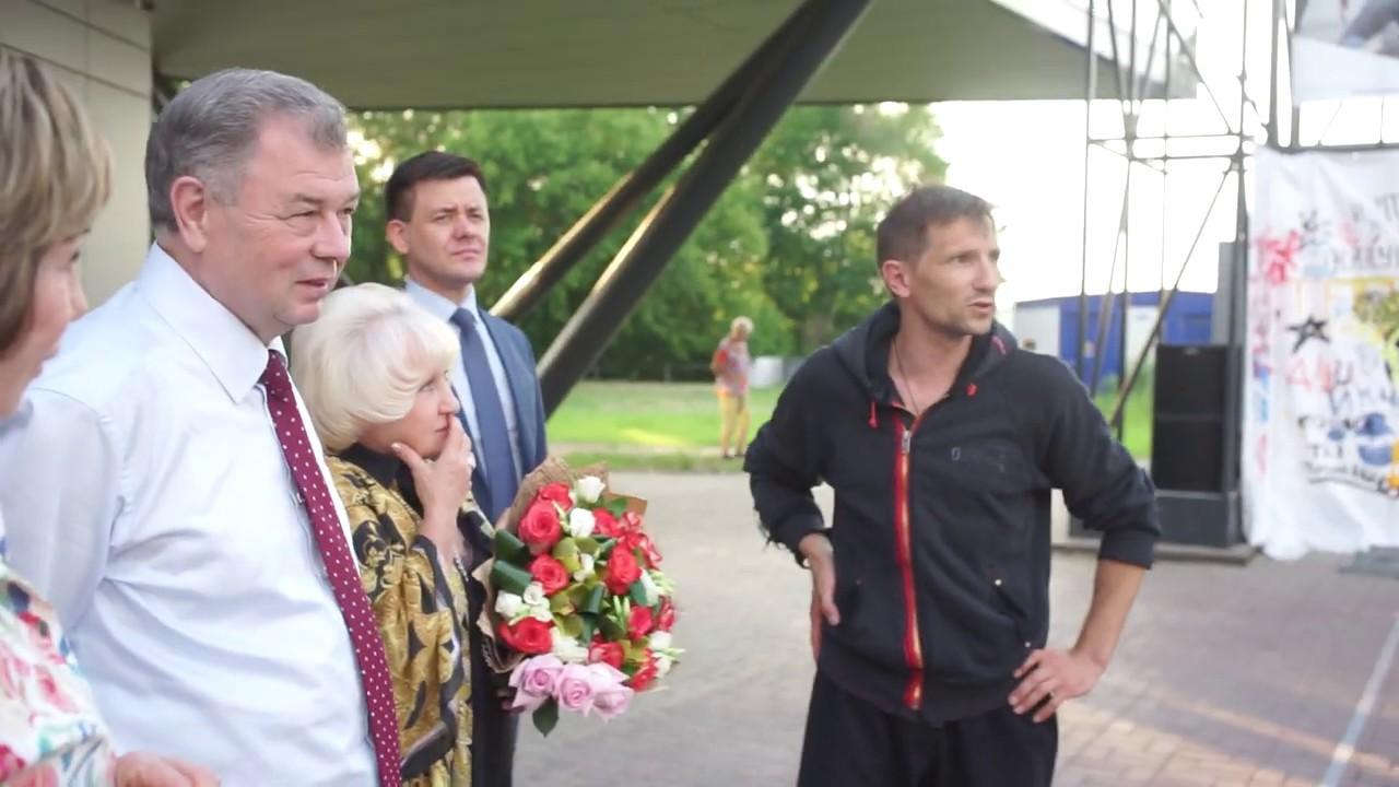 Rencontre avec le Gouverneur de Kalouga Anatoly Artamonov