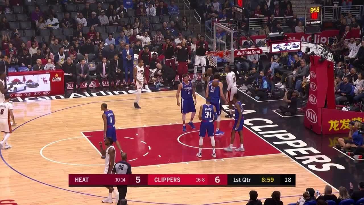 1st-quarter-one-box-video-los-angeles-clippers-vs-miami-heat