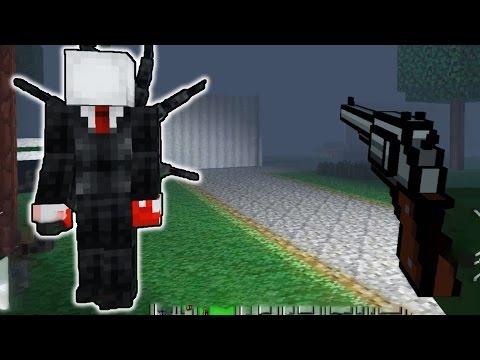 Pixel Gun 3D - Lo SLENDER MAN è anche quiì! - Parte 4 - (Salvo Pimpo's)