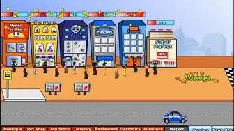 Shopping Street Game