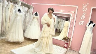 ПОЛЕЗНЫЙ АДРЕС. Белое - не модно? Какие свадебные платья выбирают пинчанки? (от 07 04 2019