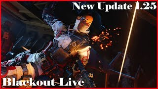 Blackout Live // Update 1.25 // COD 4// Road to 700 SUBS