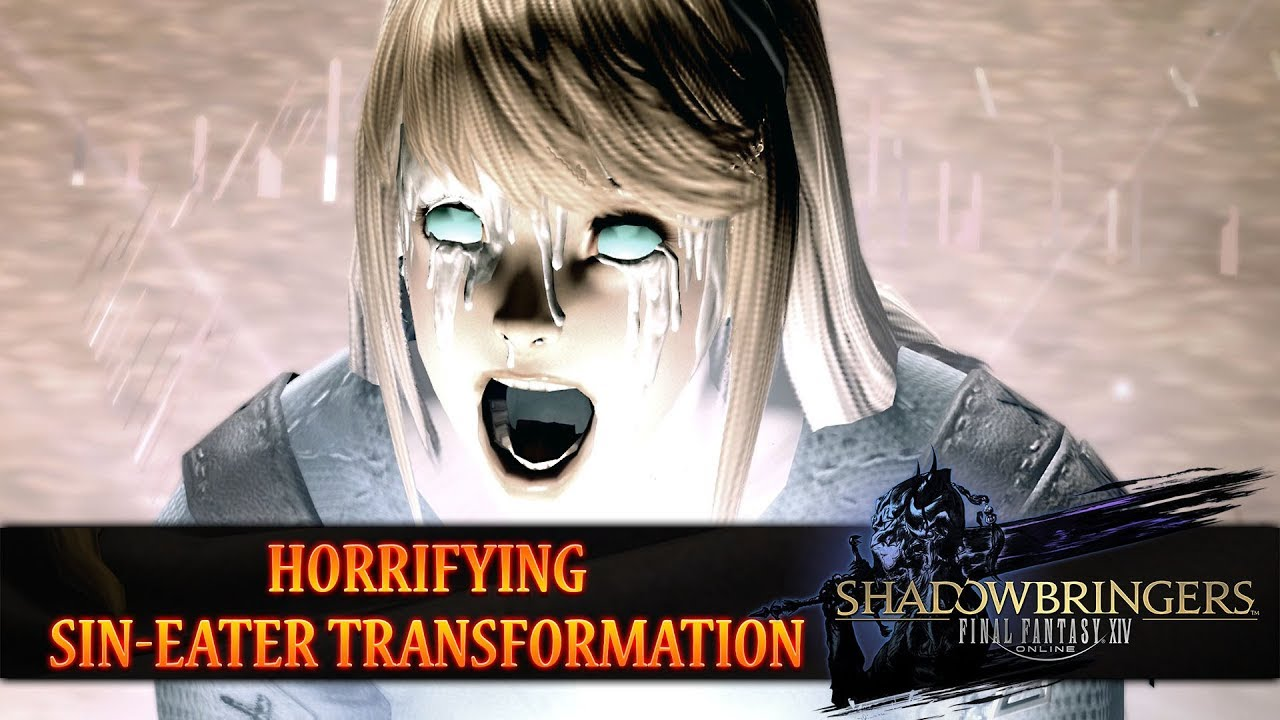 Shadowbringers [MSQ] ► Sin-Eater Transformation