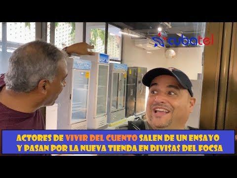 Vivir del cuento pasa por nueva tienda del FOCSA en USD