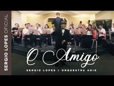 """""""O AMIGO"""" - Sergio Lopes - Primeira Igreja Batista em Parque São Vicente - Belford Roxo - RJ -"""