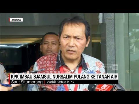 KPK Imbau Sjamsul Nursalim Pulang ke Tanah Air