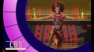 Meet Incredible Afro-Fusion Dancer Tsehay | Little Big Shots Aus Season 2 Episode 5