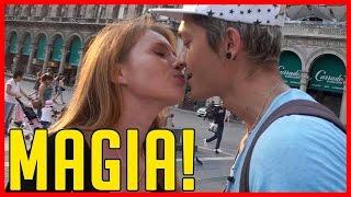 Baciare una Sconosciuta con la Magia - Magia alle Ragazze 3  - [Esperimento Sociale][Street Magic]