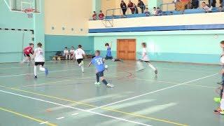С разгромным счётом. «Титан-2008» на первенстве по мини-футболу, октябрь 2017
