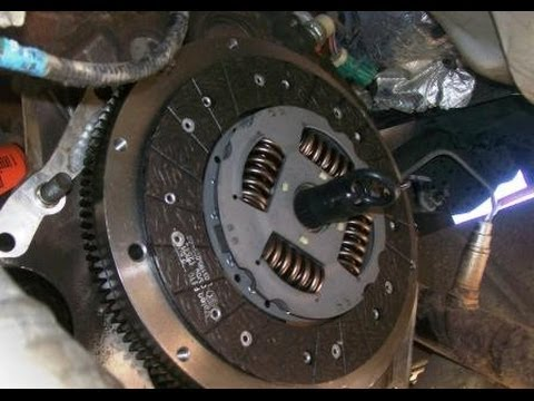 1993 To 2005 Ford Ranger 2wd Clutch Set Replacement By