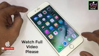 Success Unlock Iphone Icloud Activation Lock 1000% Work October,2017
