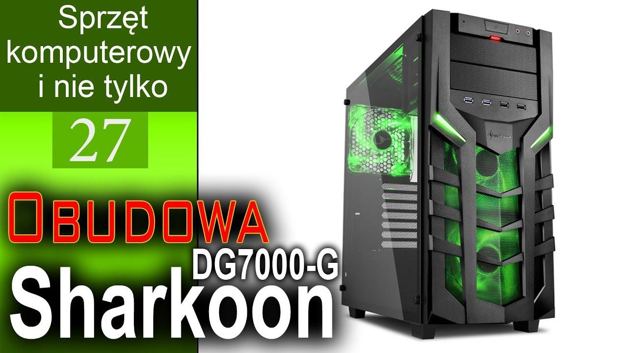 Obudowa Sharkoon DG7000-G – w prezencie dla Was!