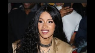 Leaked ALLEGED Pic Of Cardi B's Baby Kulture Cute Kid But Cardi's UPSET!!!