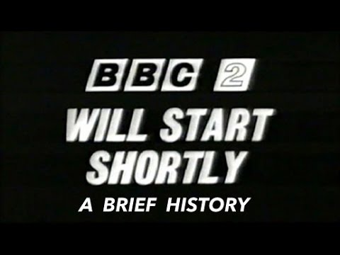 A Brief History - The 5 UK Terrestrial Channels (BBC1, ITV, BBC2, Channel 4 and Channel 5)