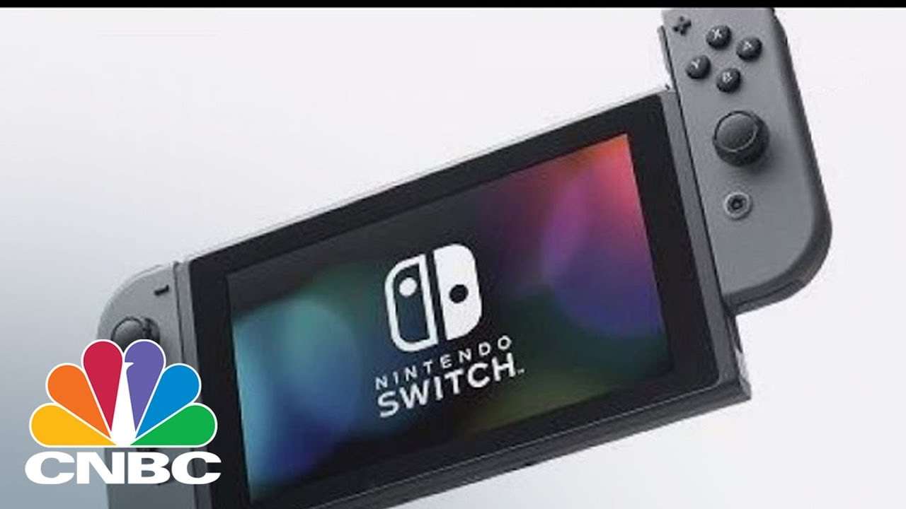Nintendo Is Getting Sued Over The Design Of Its Detachable Switch Console Controllers | CNBC