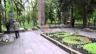 9-е Мая 2015 года в городе Апостолово