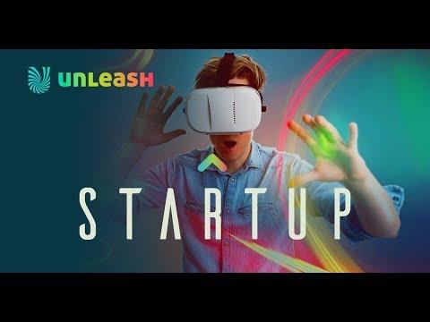 UNLEASH Startup - London, Las Vegas and Amsterdam