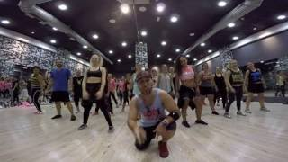 Crick Neck - Sean Paul  Feat. Chi Ching Ching - Salsation® Choreography by SMT Luis Calanche