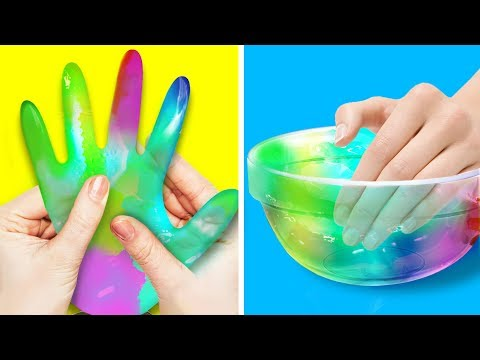12 STUNNING COLORFUL CRAFTS FOR KIDS