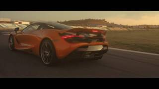 McLaren 720s Super Series with Ayrton & Bruno Senna - Raise your Limits