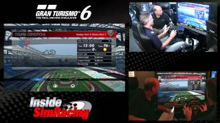 Gran Turismo 6 Second Hour and More Impressions on This Week Inside Sim Racing