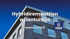 Virra Talotekniikka Oy - Hybridiremontti asiakkaan näkökulmasta, Reim Kymi Oy