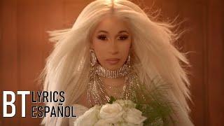 Cardi B - Be Careful (Lyrics + Español) Video Official