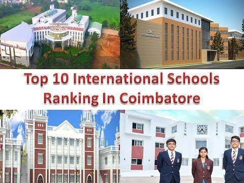 Top 10 International Schools Ranking In Coimbatore