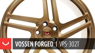 Vossen Forged | VPS-302T | Brickell Bronze