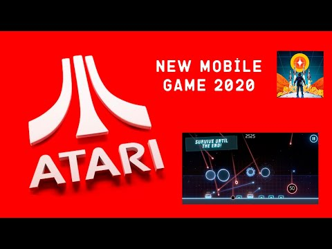 MISSILE COMMAND RECHARGED ATARI NEW MOBILE GAME 2020 (Android, IOS) |