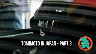 Japan with Mad Mike Part 3 - tomimoto films