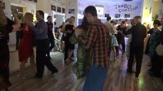 Милонги в Tango Corazon. Уроки танго в Ростове-на-Дону.