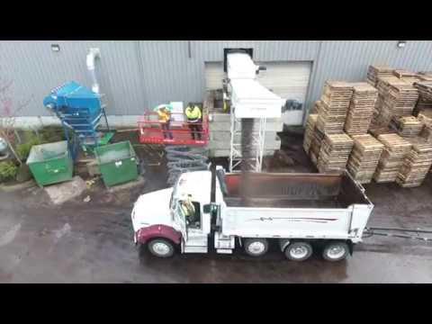 Drone Bulk Soil Video