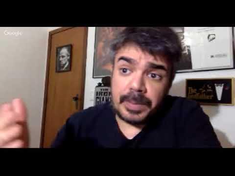 Pablo Villaça Elogia E Critica Ciro Gomes Youtube