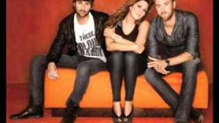 Lady Antebellum- Just A Kiss (Acoustic Version)