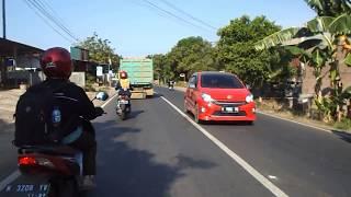 Travel trip to ngablak cluwak, kota Pati city. Perjalanan blusukan sore tour motor. Travel vlog.
