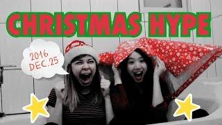 CHRISTMAS HYPE