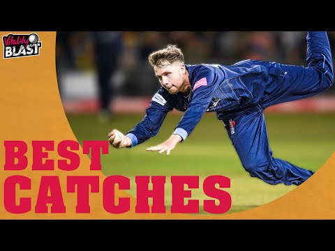 Best Catches of 2019! | UNREAL Grabs 😱| Vitality Blast